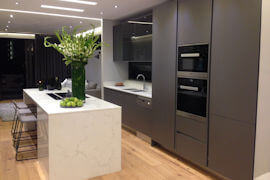 Kitchen styled with Niemann Boards